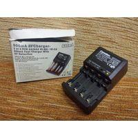 Зарядное устройство для пальчиковых аккумуляторов, Германия