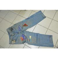 Оригинальные ИТАЛЬЯНСКИЕ джинсы купленные в ФРГ. См.всё на этикетках!