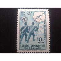 Турция 1961 борьба с малярией