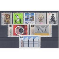 [1218] Германия. 8 чистых марок.(N4)