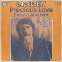 """Engelbert Humperdinck - Precious Love / Forever And Ever (7"""")"""