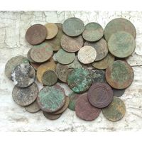Хламец, бывший монетами. На опыты
