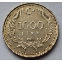 Турция 1.000 лир, 1993 г.