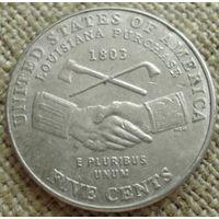 5 центов 2004 США