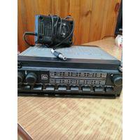 Радиоприемник Урал-авто-2 с перестроенным на 89-105 Мгц УКВ