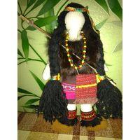 Кукла-индеец