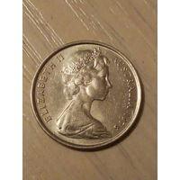 Австралия 5 центов 1978г.