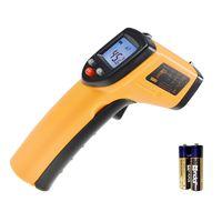 Пирометр(инфракрасный термометр) -50...+330грС