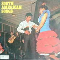 South American Songs  1973, COUP, LP, EX, Germany