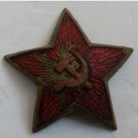 Звездочка РККА. Тяжелая. С 1 рубля! Без МПЦ!
