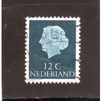 Нидерланды. Ми-641.Королева Юлиана. 1954.