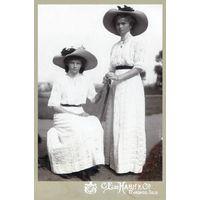 Копия фотографии Великие Княжны Ольга и Татьяна