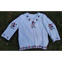 Сорочка вышитая (рубашка, вышиванка), ок. 1930 г.