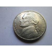 5 центов, США 1999 D