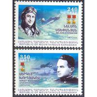 Нагорный Карабах авиация война подвиг Герои