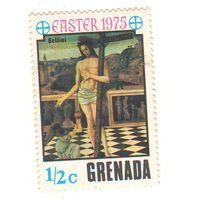 Гренада. Живопись. Беллини. 1 марка.