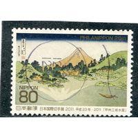 Япония. Живопись. Пейзаж