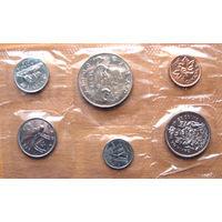 Канада набор 1978 6 монет PROOF-LIKE АЦ BUNC СОСТОЯНИЕ