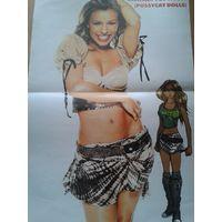 Постеры Мелоди Торнтон (гр.Pussycat Dolls), Келли Кларксон