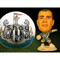 Shay Given NEWCASTLE United 5 см Фигурка футболиста MC9838