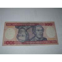 Бразилия - 100 крузейро