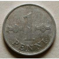 1 пенни 1970 Финляндия