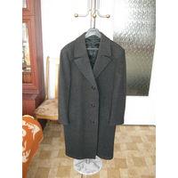 Пальто шерсть ссср новое