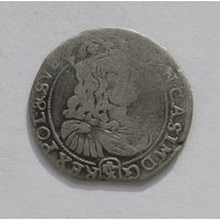 Ян IV Казимир Ваза 1667