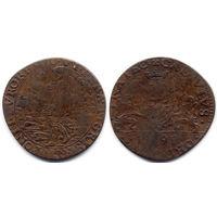 Жетон счетный (legpenning) 1698, Голландская республика, Утрехт (провинция)