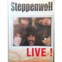DVD STEPPENWOLF live
