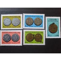 Ирак 1978 древние монеты полная серия
