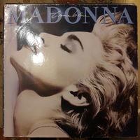 MADONNA - 1986 - TRUE BLUE, (GERMANY), LP