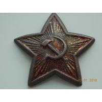 Кокарда РККА 1936 г.