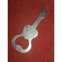 Открывалка Гитара СССР открывашка