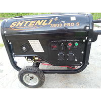 Генератор Shenli 3900 pro S с электростартером