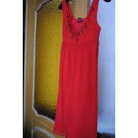 Платье Betty Jackson из Лондона L 48