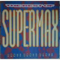 Supermax - the best of,  LP