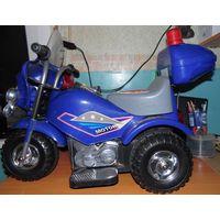 Элекромотоцикл детский