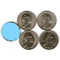 Португалия 50 сентаво любая на выбор.UNC