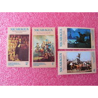 Никарагуа. 1975. 200-летие гражданской войны в США