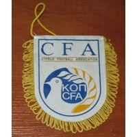 Вымпел Федерация футбола Кипра