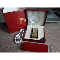 Импульсная (электроимпульсная) USB зажигалка