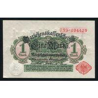 Германия. 1 Марка 1914 P50 UNC
