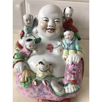 """Большая Китайская Будда """" Хотей с детьми"""""""