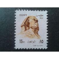 Египет 1993 сфинкс