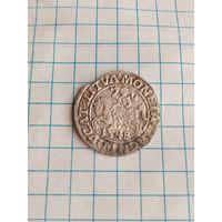 Пол гроша 1548 года