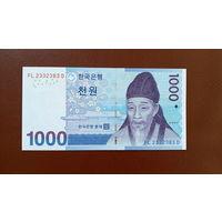 Южная Корея / 1000 вон / 2007 год / P-54