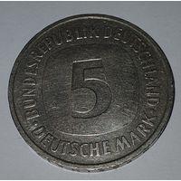 ФРГ 5 марок 1991