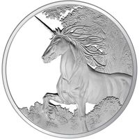 "Куплю монеты Токелау Creatures of Myth & Legend (1 oz) ""Unicorn, Pegasus, Poseidon"" серебро (PROOF)"