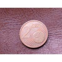 2 евроцента 2010 Словакия